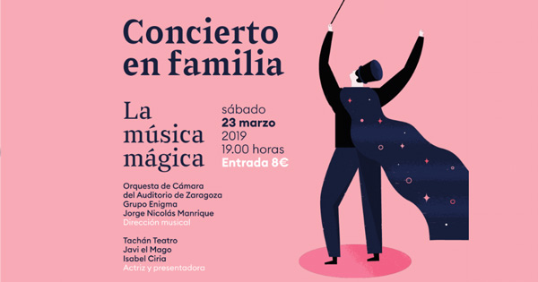 concierto en familia