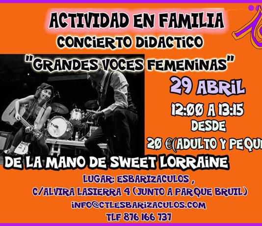 concierto didactico