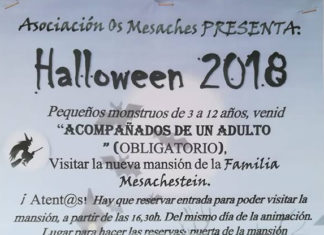halloween Mesaches