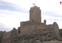 castillo de cadrete