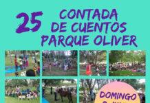 cuentos en el parque oliver
