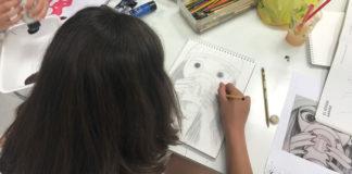 aula de arte