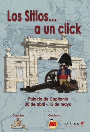 exposición click famobil