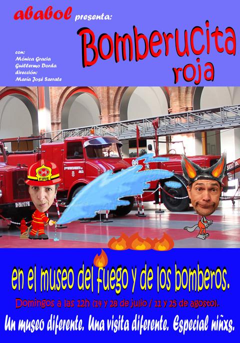 bomberucita roja