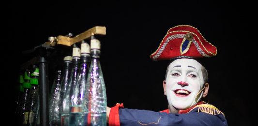 en pilares, circo