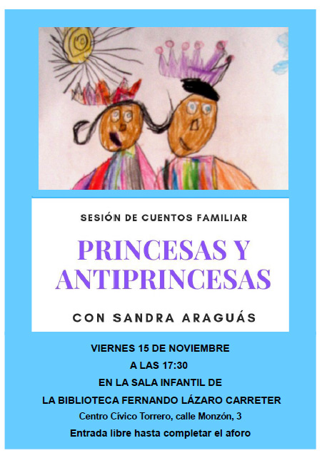 antiprincesas