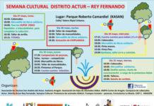 semana cultural actur