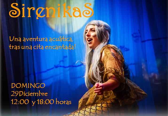 Sirenikas con Mikrópera