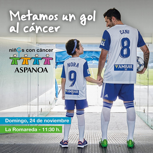 metamos un gol al cancer