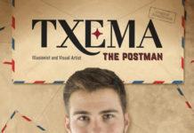 cartel de The Postman