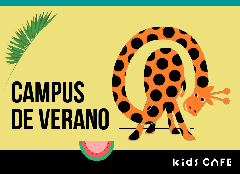 kids cafe campus de verano