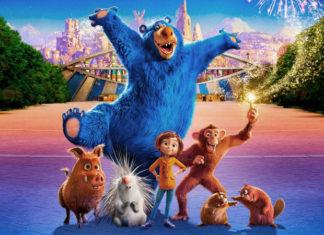 el parque magico cine infantil