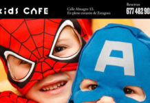 colonias de semana santa en kids cafe