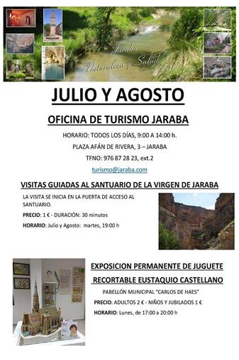 turismo en jaraba