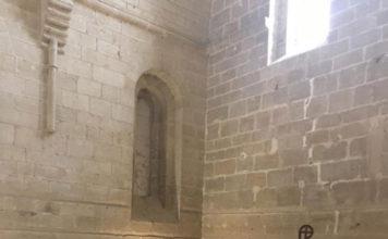 en el monasterio de Rueda