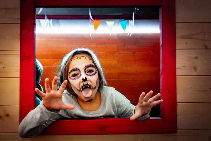 pintacaras Halloween