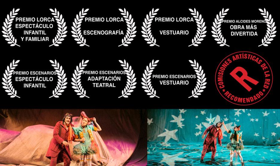 Premios teatrales