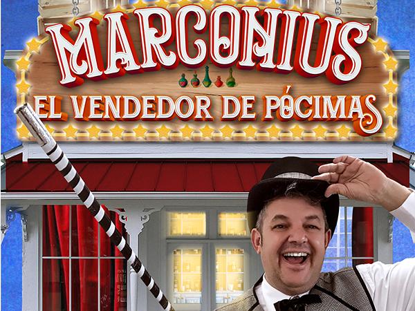 Marconius. Mago Sicilia
