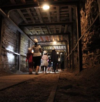museo de la mina de mequinenza