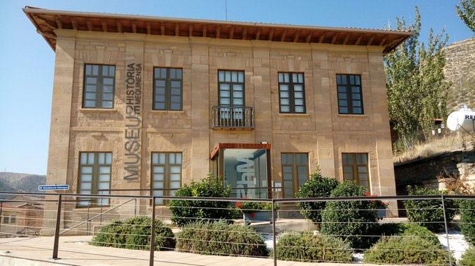 museo de historia de mequinenza