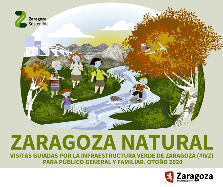 actividades para niños en zaragoza natural