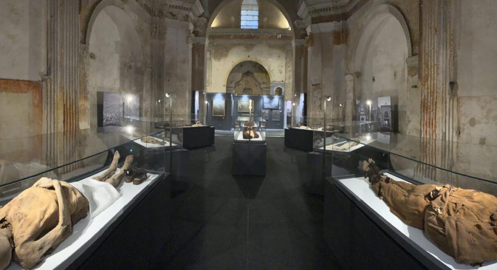museo de momias de quinto
