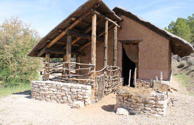 Parque arqueológico Frescano