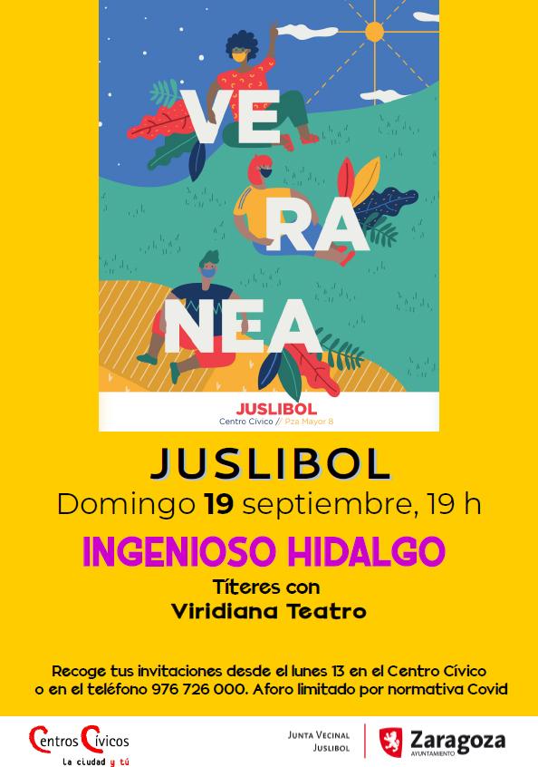 hidalgo Juslibol