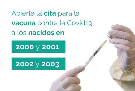 vacuna jovenes
