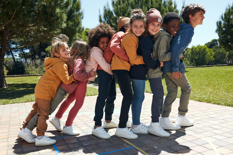 Los nuevos looks de la temporada en Kiabi, ropa para niños y niñas